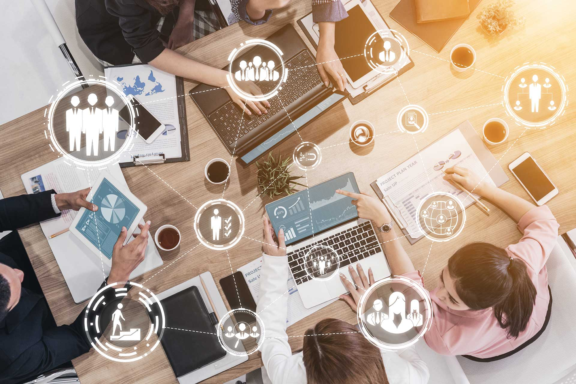 Connecting talent so you can love your workforce